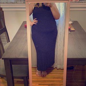Striped Maxi Dress. SUPER COMFY